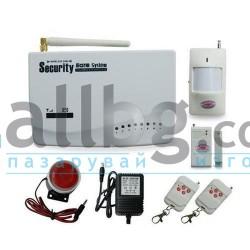 Смарт Безжична GSM аларма със слот за sim карта