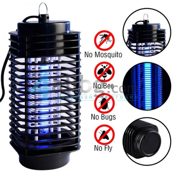 Ултравиолетова лампа против  насекоми